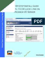 Storage Model - Proxmox VE pdf | File System | Computer Data Storage