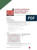 UNIDAD_08_Lugares Geometricos en El Plano y en El Espacio_Conicas