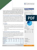 Pi Industries Edel q1fy12