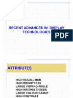 Display Technology.ppt Raj
