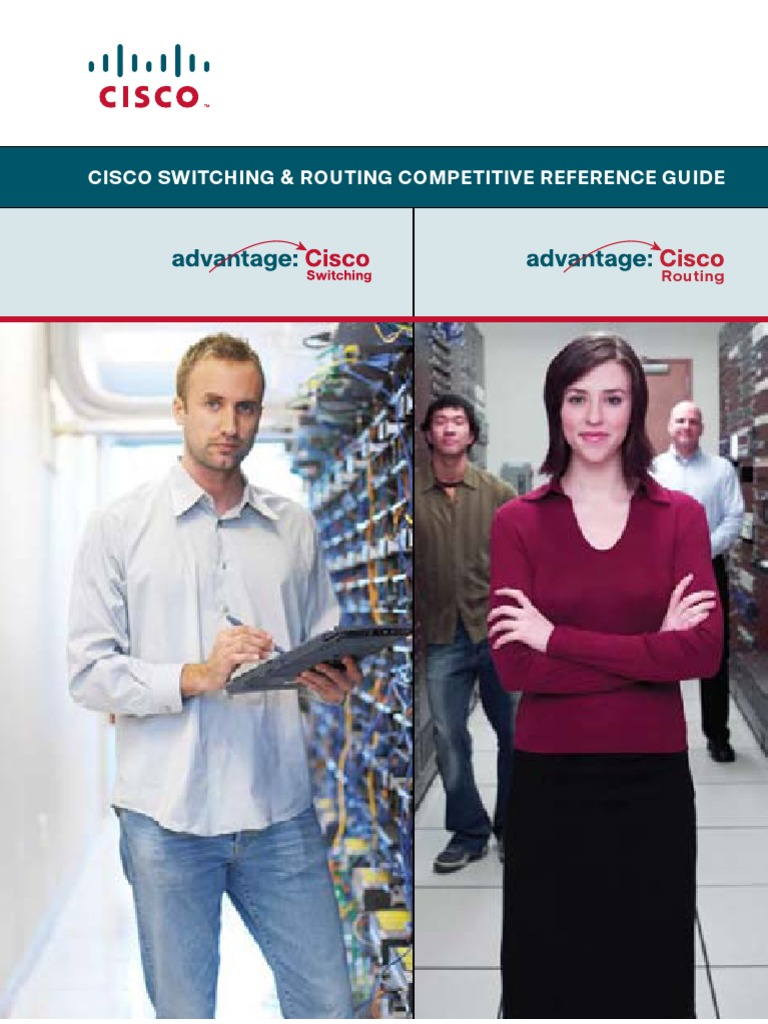 Cisco Switching n Routing Competitive Reference   Network Switch