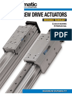 Mxe Series Linear Actuator