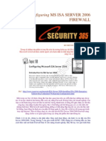 Lesson5-TPD-IsA-Firewall SCNP Guide From Security 365 VN