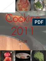 Cooking 2011