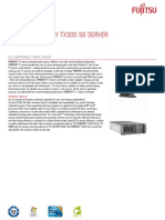 Primergy TX300S6