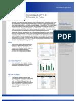 ScrumWorks Pro Datasheet