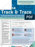 Pharma Track and Trace 2011