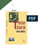 61813374 TRISTAN TZARA Tradus de Alina Savin