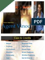 Agent Vinod PPT
