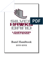 LMS Band Handbook[1]