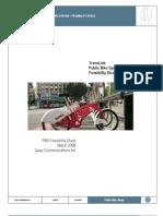 TransLink Public Bike System Report - Executive Summary