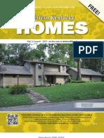 Western Kentucky Homes August 2011