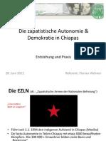 mus - Zwischen Bewaffnetem Aufstand Und Partizipativer Demokratie