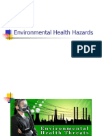 22 - Environmental Health Hazard - Dr Attallah Rabi
