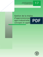 Gestion SC Agro-Industrie