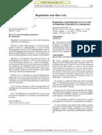 Regulation QC 597 2011