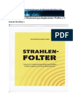 Psychophysischer-Terror - Deutsche Betroffene 1 - Strahlenfolter v1.0