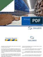 Prevención de riesgos en almacenes - inspección de estanterías