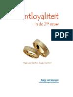 E-Book Klantloyaliteit in de 21e Eeuw