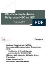 Clasificacion Areas Peligrosas NEC vs. IEC Feb-10