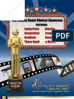 Vitality Depot 2011 Summer Catalog - PDF
