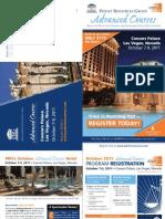PRG Advanced Courses