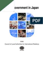 Local Governance in Japan