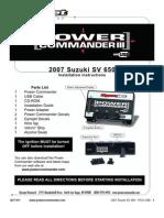 Power Commander III USB Install Guide
