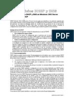Tema 4 - Servicios DHCP y DNS