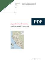 PERU Estrategia 2009-2012