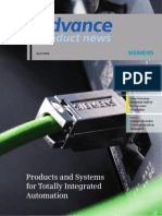 Advance Product News - 042008