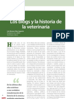 18 blogs y veterinaria