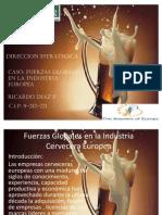 D.E. Industria Cervecera Europea