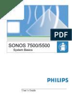 Sonos 5500 Service Manual[1]