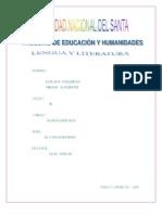EL VANGUARDISMO  - KATTHY