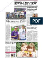 Vilas County News-Review, Aug. 10, 2011