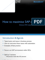 How to Maximise SAP Automation
