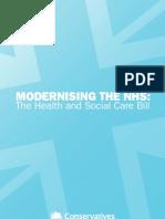 Health and Social Care Bill Myths