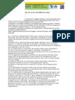 RDC 185 01 Registro de Produtos Médicos