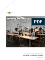 Liberia Industrial Policy