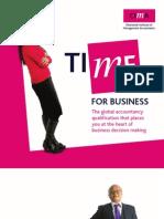 Time Brochure Web