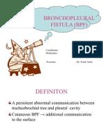 Bronchopleural Fistula 1frank