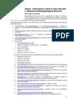 Ecriture Scientifique_informations Utiles & Bibliographies Diverses