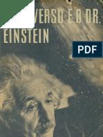 O Universo e o Dr. Einstein - Lincoln Barnett