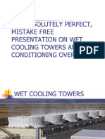 Wet Cooling Towers