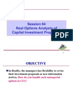 04 Real Option Analysis