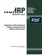 nchrpreport503applicationoffiberreinforcedpolymercompositestothehighwayinfrastructure