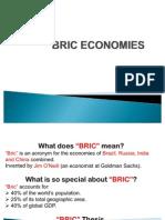 (Final)Bric Economies