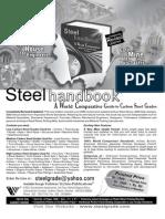 Steel Handbook Intro