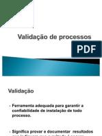 Validação de métodos analiticos